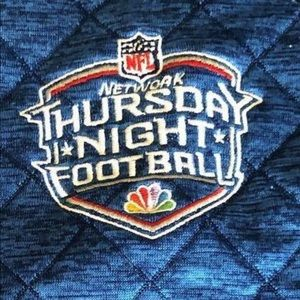 NBC Sunday Night Football Antigua NFL half zip